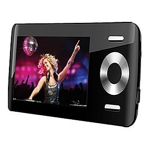 "MP3 Player with 2.8"" Color LCD"
