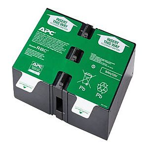 APC Replacement Battery Cartridge #124 - UPS
