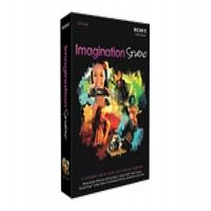 Sony Imagination Studio 4 - complete packag