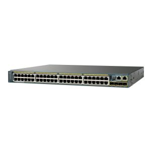 Cisco Catalyst 2960S-48FPS-L - switch - 48 ports