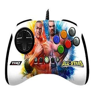 Mad Catz WWE All STARS BrawlPad The Rock vs Triple