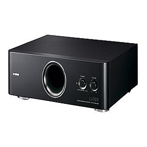 Yamaha YST FSW150 - subwoofer - wired