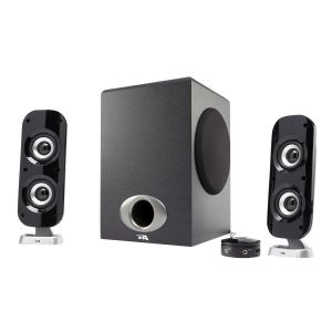 Cyber Acoustics CA-3810 - speaker system - for P