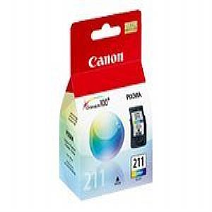 Canon CL-211 - color (cyan, magenta, yellow)