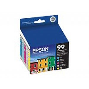 Epson 99 Multipack - 5-pack - color (cyan,