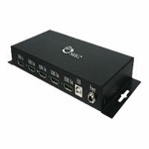 SIIG 1x4 HDMI Distribution Amplifier