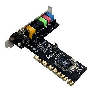StarTech.com 7.1 Channel PCI Digital Surround