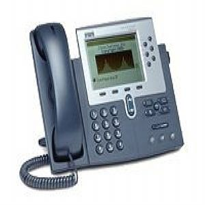 Cisco IP Phone 7960G - VoIP phone