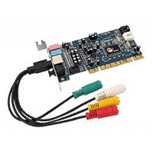 SIIG SoundWave sound card