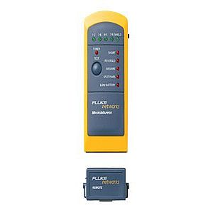 Fluke MicroMapper network tester