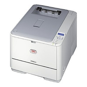 OKI C330dn - printer - color - LED