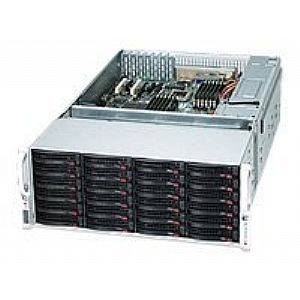 Supermicro SC847 E26-R1400LPB - rack-mountable