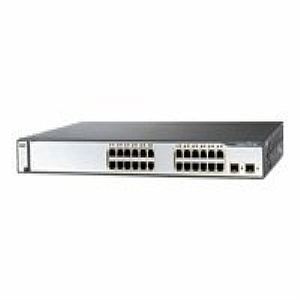 Cisco Catalyst 3750-24PS SMI - switch - 24 ports