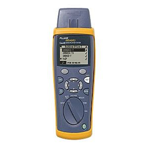 Fluke CableIQ Qualification Tester - network