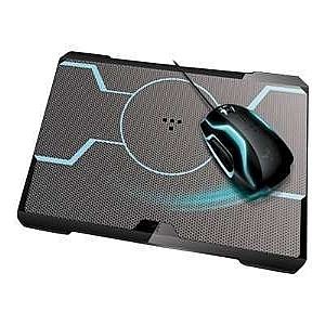 TRON 7BTN BLACK GAMING MOUSE