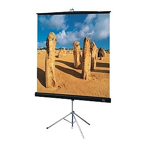 Draper Diplomat AV Format - projection screen with