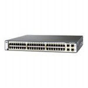 Cisco Catalyst 3750G-48PS-S - switch - 48 ports