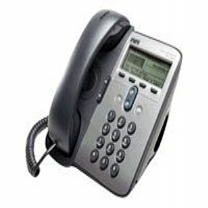 Cisco IP Phone 7911G - VoIP phone - with 1 x user