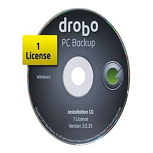 Drobo PC Backup - license