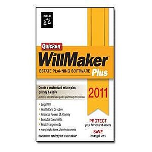 Quicken WillMaker Plus 2011 - complete pack