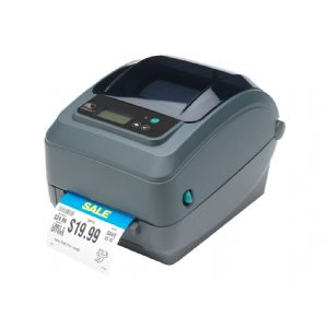 Zebra G-Series GX420t - label printer - monochrome