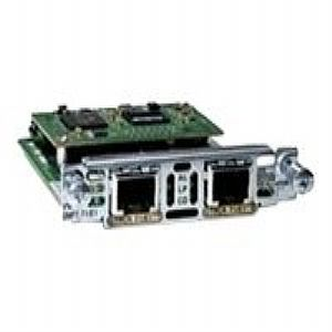 Cisco Multiflex Trunk Voice/WAN Interface Card