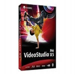 Corel VideoStudio Pro X5 - complete package
