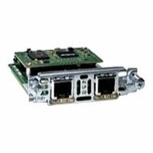 Cisco Multiflex Trunk Voice/WAN Interface Card 2nd
