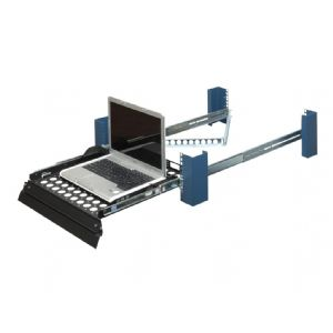 RackSolutions Laptop Shelf - rack notebook sh
