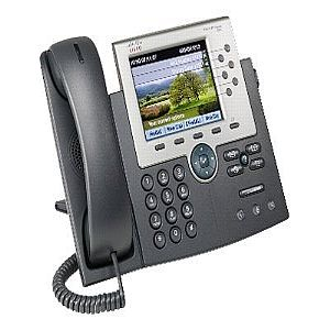 Cisco Unified IP Phone 7965G - VoIP phone - with 1