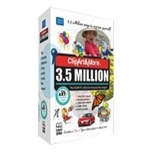 ClipArt & More 3,500,000 - complete package