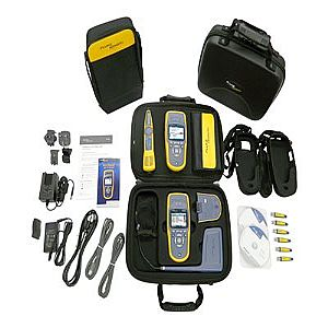 Fluke Network Tech Troubleshooting Kit - network