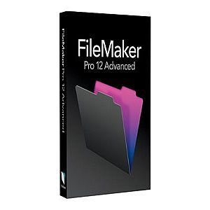FileMaker Pro Advanced - ( v. 12 ) - version
