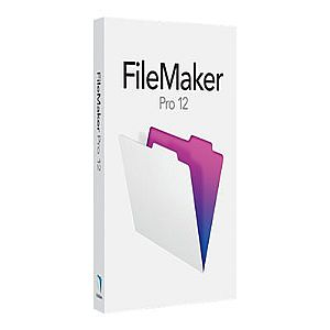 FileMaker Pro - ( v. 12 ) - complete packag