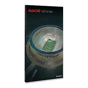 AutoCAD 2013 for Mac - New License