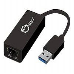 SIIG USB 3.0 to Gigabit Ethernet Adapter - network
