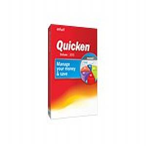 Quicken Deluxe 2013 - complete package