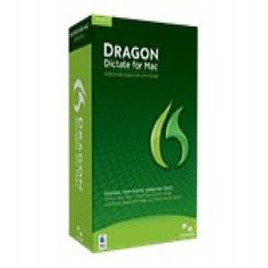 Dragon Dictate for Mac Student/Teacher Edition -