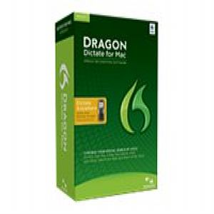 Dragon Dictate for Mac Mobile - ( v. 3 )