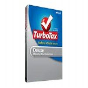 TurboTax Deluxe 2012 - complete package