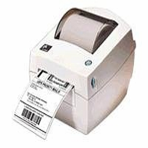 Zebra LP 2844 - label printer - B/W - direct