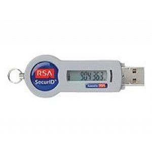 RSA SecurID SID800 - hardware token