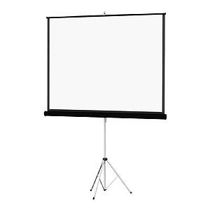 Da-Lite Picture King projection screen with tripod