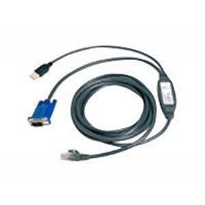 Avocent video / USB cable - 7 ft