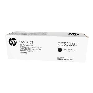 HP 304A - black - original - LaserJet - toner