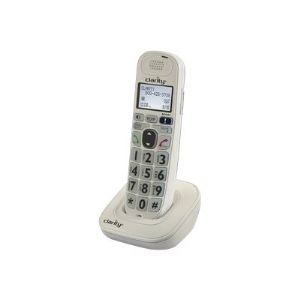 Clarity D702HS - cordless extension handset with