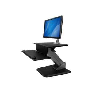 StarTech.com Sit-to-Stand Workstation with Single