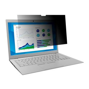 3M Frameless Notebook/Monitor Privacy Fi