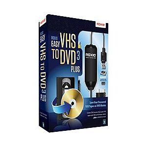Roxio Easy VHS to DVD Plus - ( v. 3 ) - complete