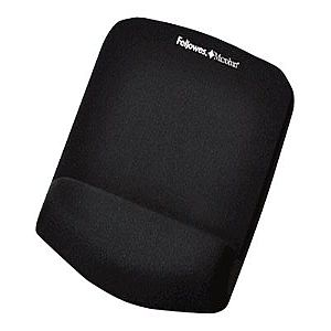 Fellowes PlushTouch Mouse Pad/Wrist Rest with